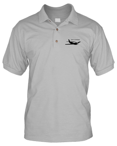 Pilot in Command single Low wing black Logo