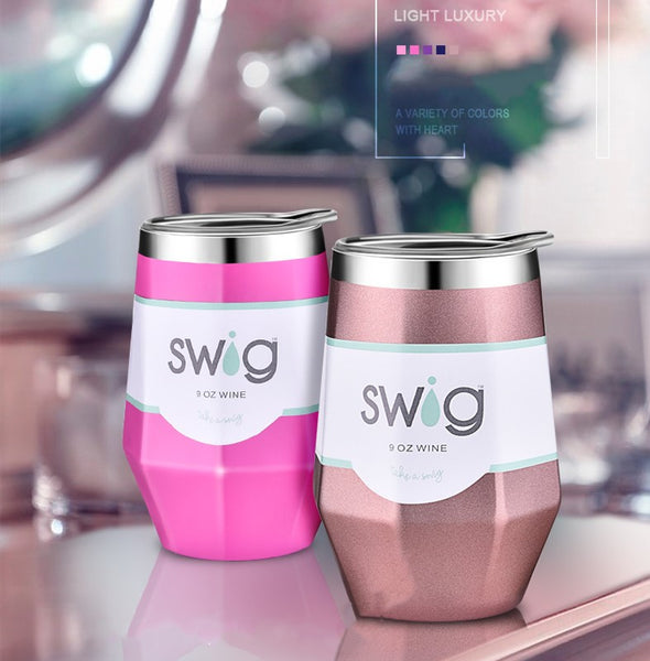 Luxe Stemless Wine Tumbler