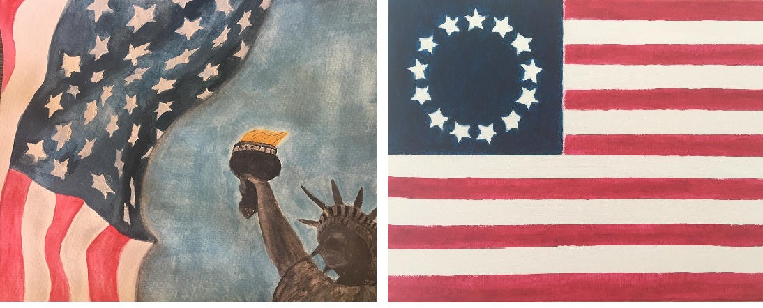 Liberty Signed/Numbered Art Print