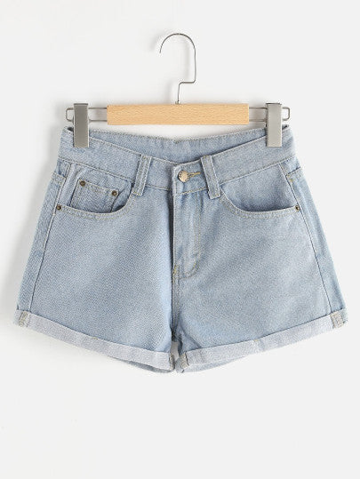 General Back Cuffed Shorts