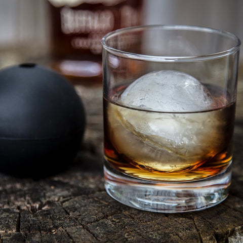 Round Ice Cube Molds Ice Sphere Maker