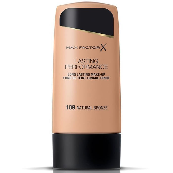 Max Factor Lasting Performance Foundation 109 Natural Bronze