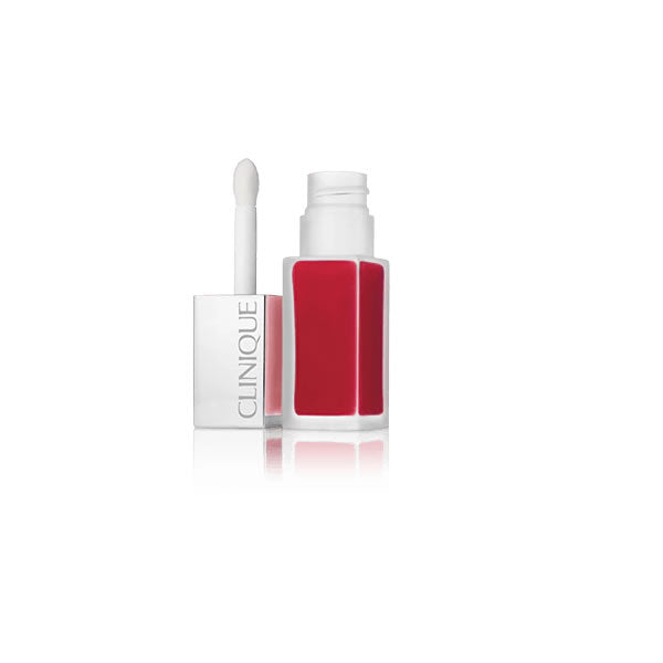Clinique Pop Matte Liquid Lip Colour 02 Flame Pop
