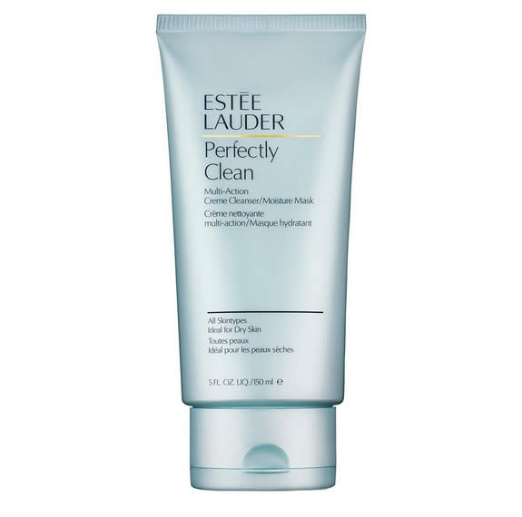 Estee Lauder Perfectly Clean Creme Cleanser Moisture Mask 150ml