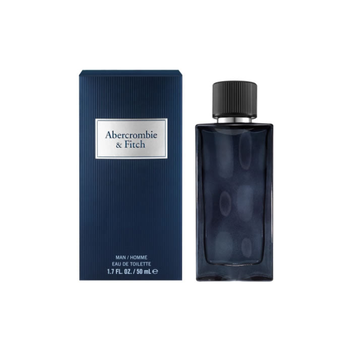 Abercrombie And Fitch First Instinct Blue Eau De Toilette Spray (For Men)