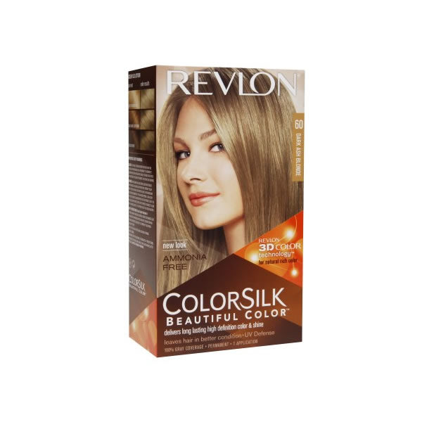 Revlon Colorsilk Ammonia Free Hair Colour