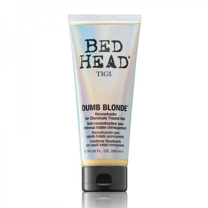 Tigi Bed Head Dumb Blonde Reconstructor For Chemically Treated Hair 200ml