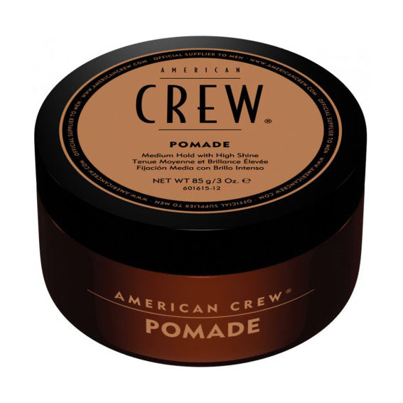 Pomade Medium Hold With High Shine 85ml