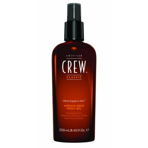 Medium Hold Spray Gel Easy Styling Control 250ml