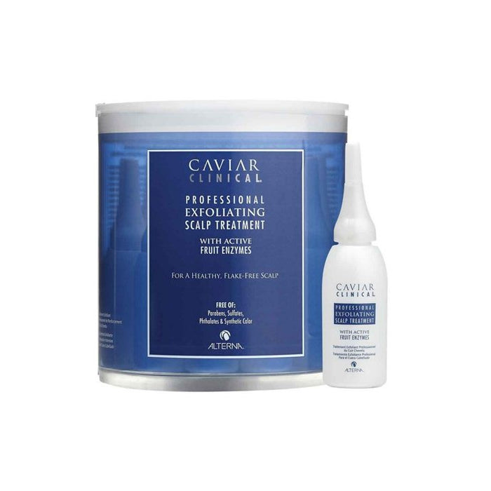 Alterna Caviar Clinical Exfoliating Scalp Treatment 12x15ml