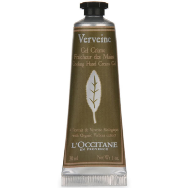 Loccitane Verveine Cooling Hand Cream Gel 30ml