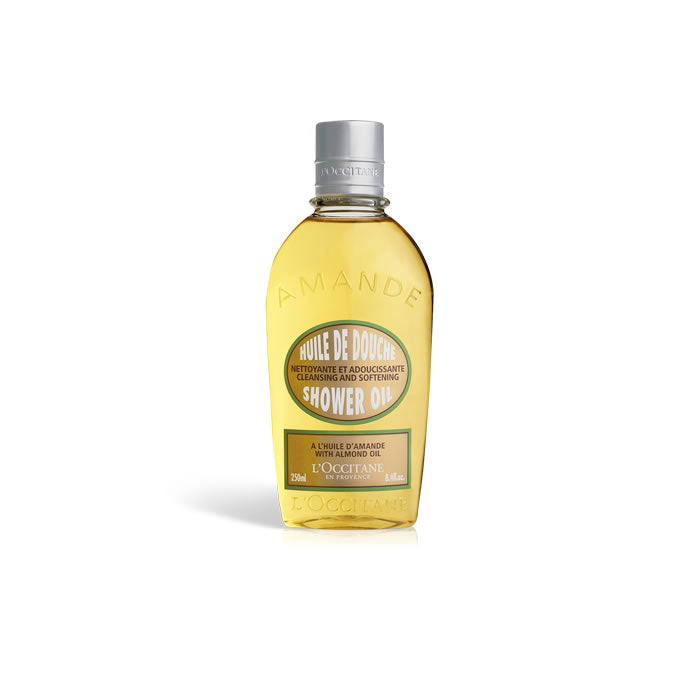 L'Occitante Amande Shower Oil 250ml
