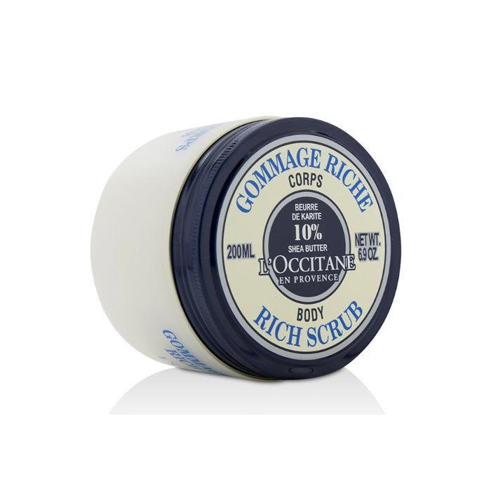 L'Occitane She Ultra  Rich Body Scrub 200ml