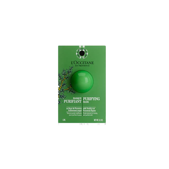 L'Occitane Purifying Mask 6ml