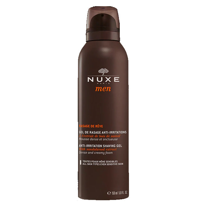 Nuxe Men Rasage De Reve Anti Irritation Shaving Gel 150ml