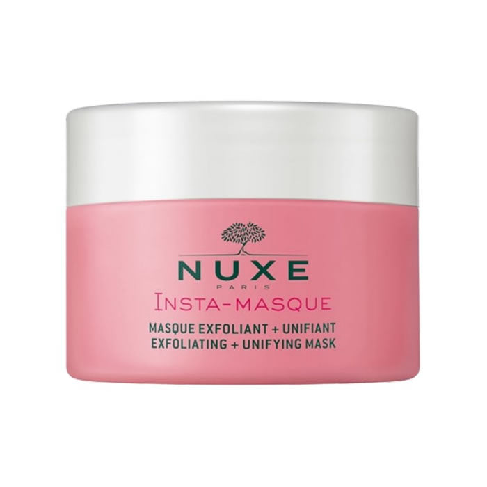 Nuxe Insta-Masque Exfoliating + Unifying Mask Rose And Macadamia 50ml