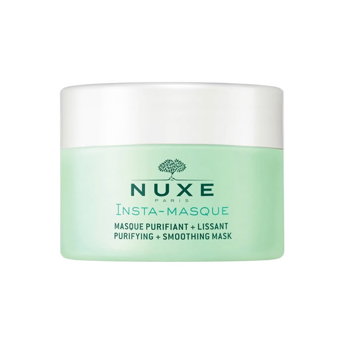 Nuxe Insta-Masque Purifying + Smoothing Mask Rose And Clay 50ml
