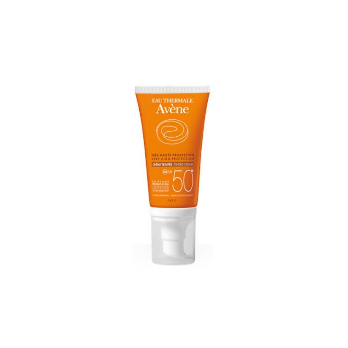Avene High Protection Tinted Cream Spf50+ 50ml