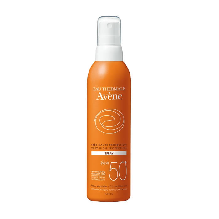 Avene Moderate Protection Spray Spf50+ Spray 200ml