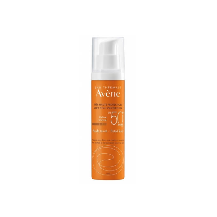 Avène Tinted Fluid Spf50+ 50ml