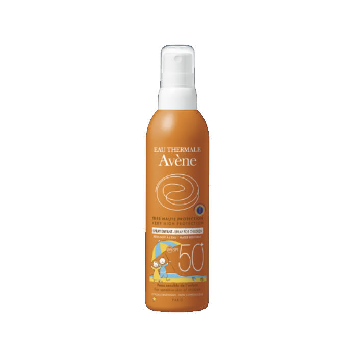 Avène Protection Spray Kids Spf50+ 200ml