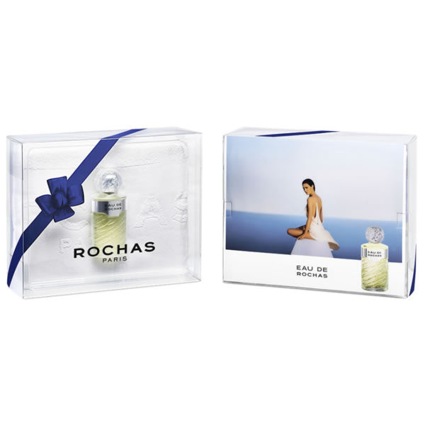 Rochas Eau De Rochas Eau De Toilette Spray 100ml GiftSet 2 Pieces