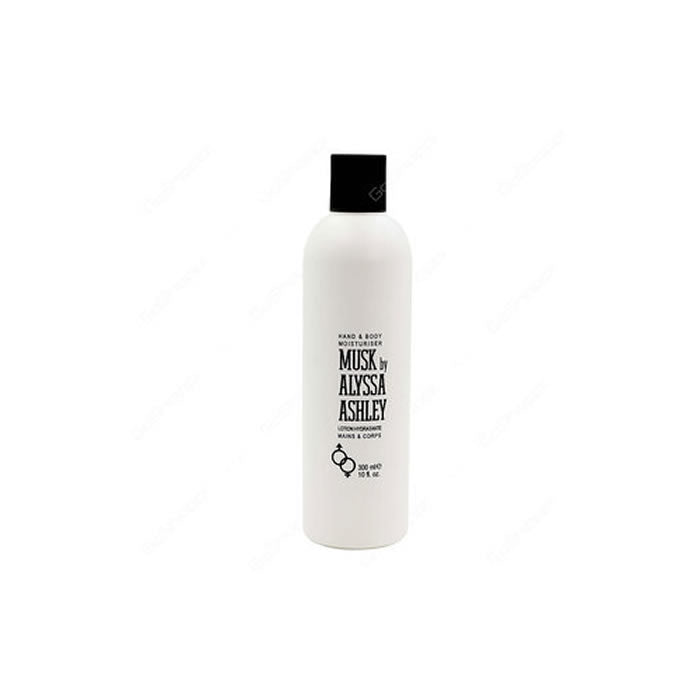 Alyssa Ashley Musk For Men Hair And Body Shampoo 300ml