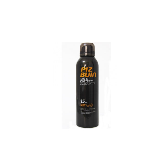 Piz Buin Tan And Protect Tan Intensifying Sun Spray Spf15 150ml