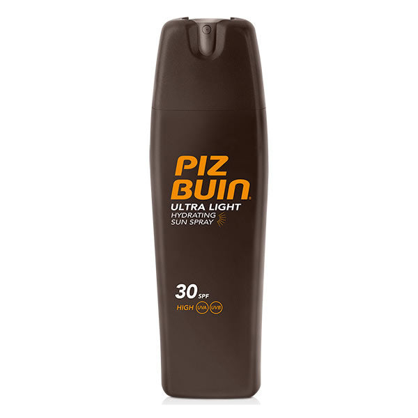 Piz Buin Moisturising Ultra Light Sun Spray Sfp30 200ml