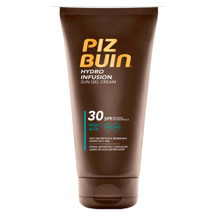 Piz Buin Hydro Infusion Sun Gel Cream Spf30 150ml
