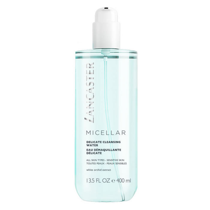 Lancaster Micellar Delicate Cleansing Water All Skin Types 400ml