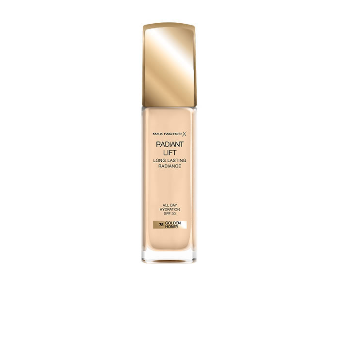 Max Factor Radiant Lift Base Makeup 75 Golden Honey 30ml