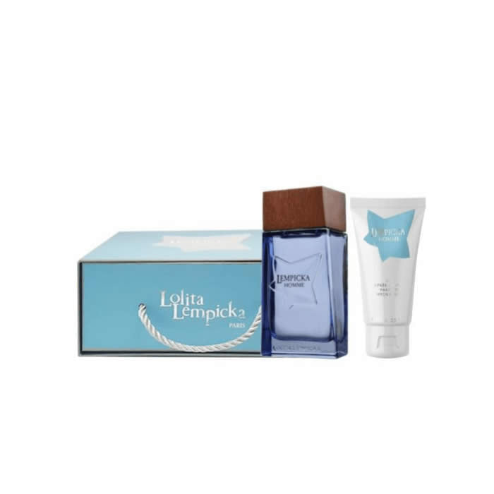 Lolita Lempicka Homme Eau De Toilette Spray 100ml Set 2 Pieces 2018