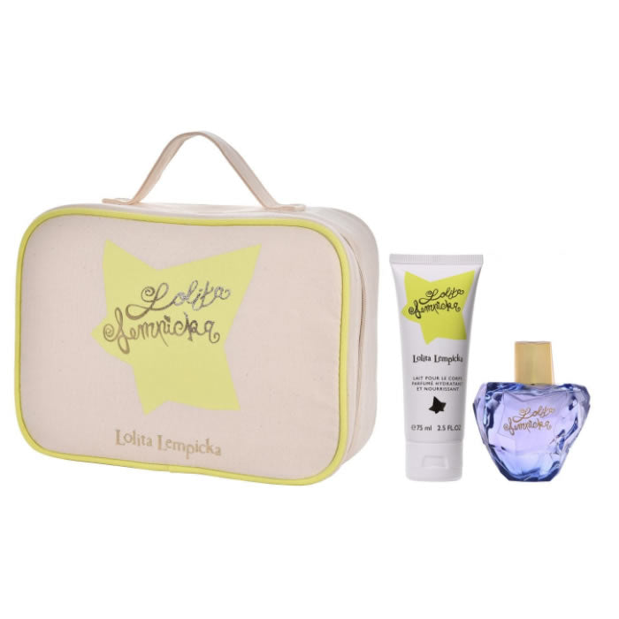 Lolita Lempicka Mon Premier Parfum Eau De Perfume Spray 50ml Set 2 Pieces