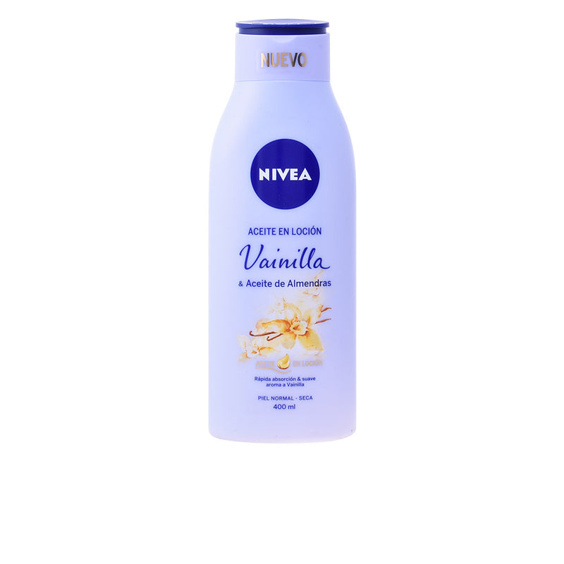 Nivea Oil Vanilla & Almond Lotion 400ml