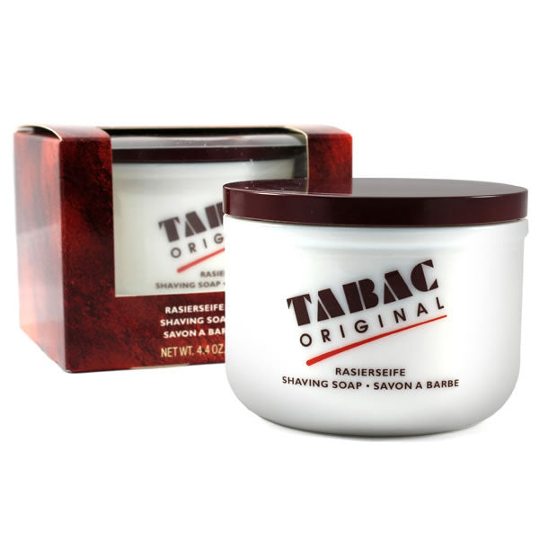 Maurer and Wirtz Tabac Shaving Soap and Bowl 125g