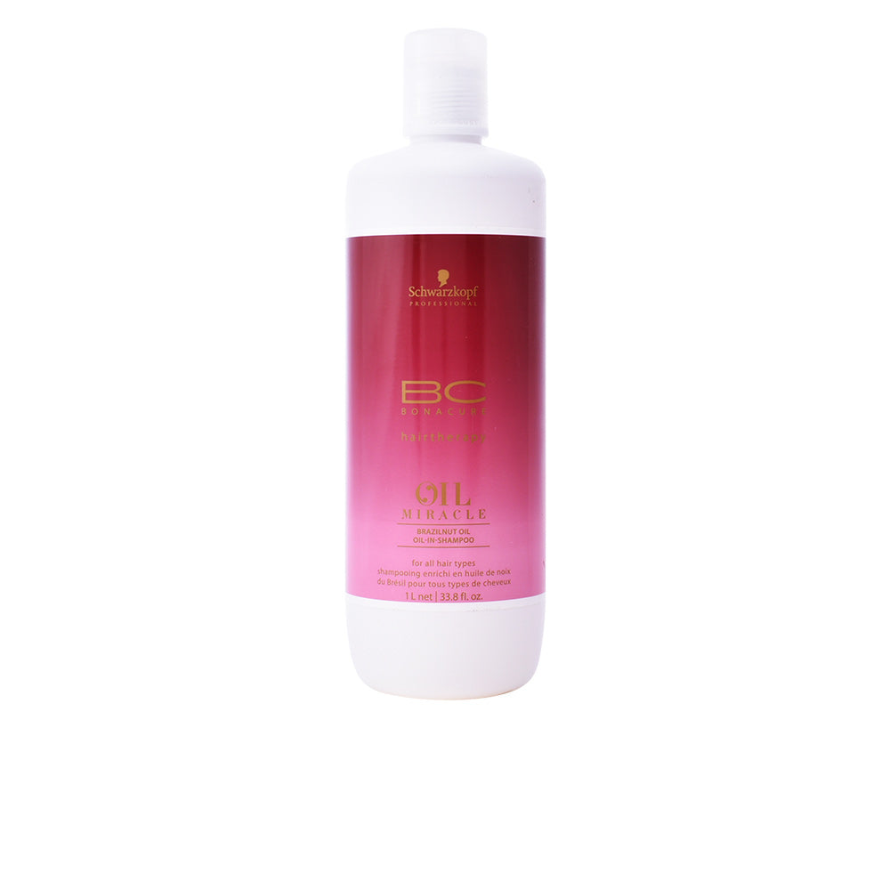 Schwarzkopf Bc Oil Miracle Brazilnut Oil Shampoo 1000ml
