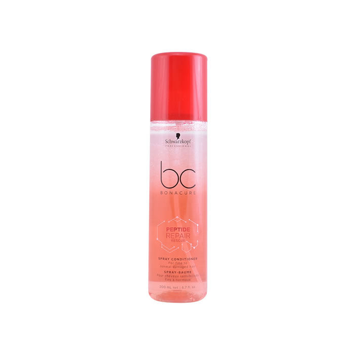 Schwarzkopf Bonacure Peptide Repair Rescue Conditioner Spray 200ml