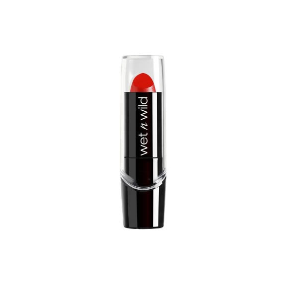 Wet N Wild Silk Finish Lipstick E539 A Cherry Frost