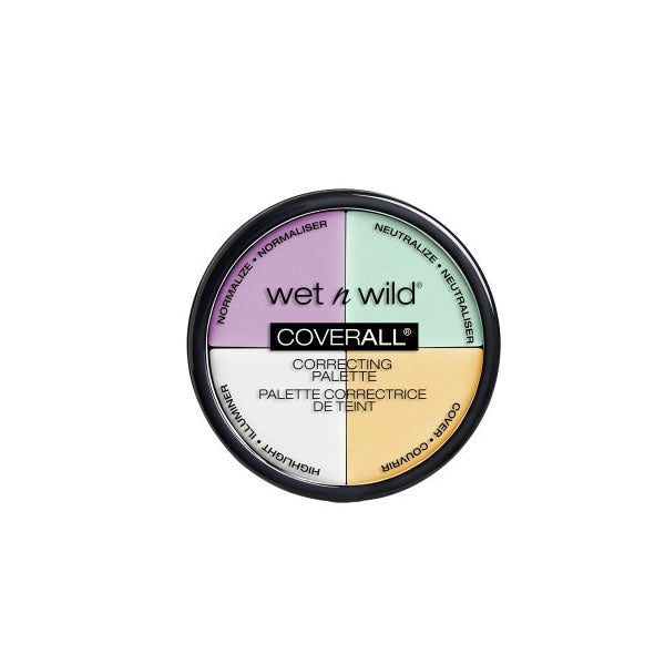 Wet N Wild Coverall Colour Correcting Palette