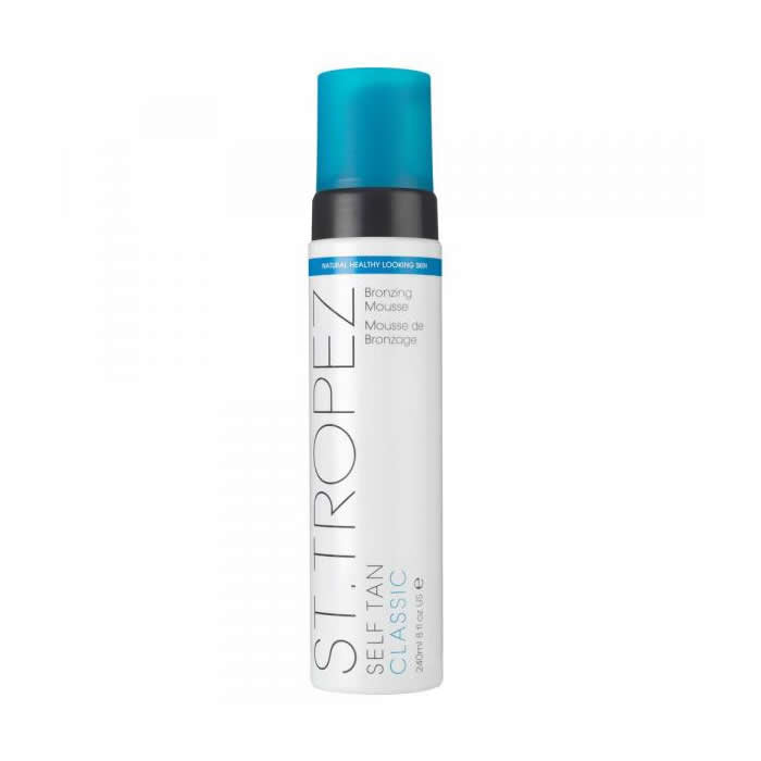St Tropez Self Tan Bronzing Mousse Extra Dark 200ml