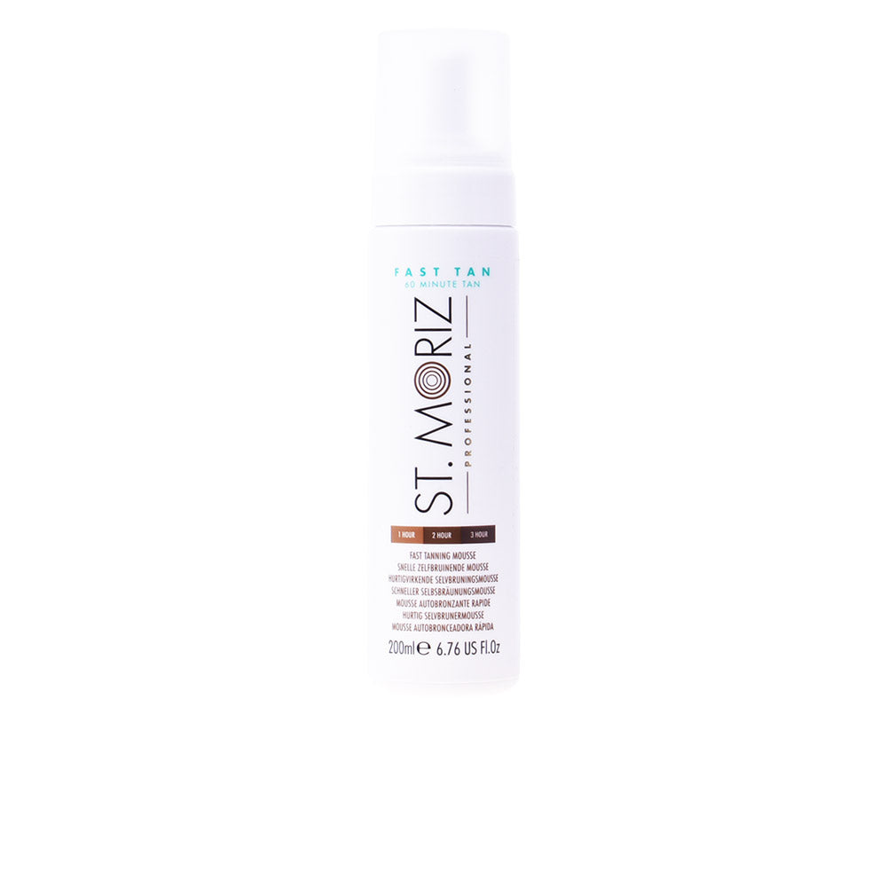 St. Moriz Self-Tanning Mousse Fast 200ml