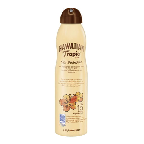 Hawaiian Tropic Satin Protection  Bruma Solar Spf15  220ml