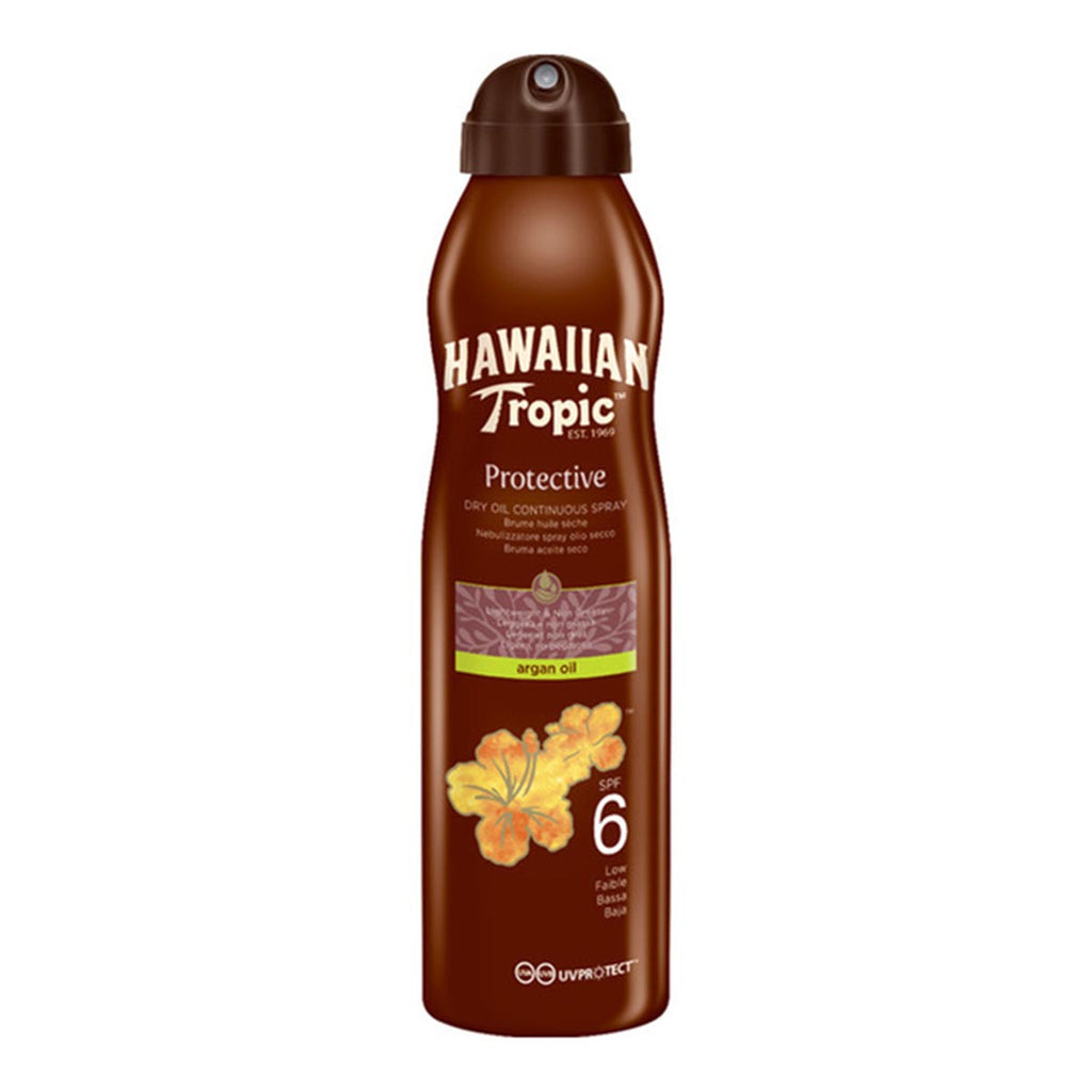 Hawaiian Tropic Dry Argan Oil Spf6 177ml