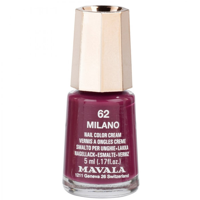 Mavala Nail Polish 62 Milano 5ml