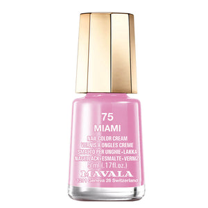 Mavala Nail Polish 75 Miami 5ml