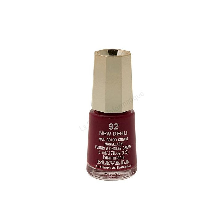 Mavala Nail Polish 92 New Dehli 5ml
