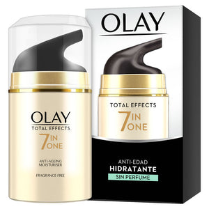 Olay Total Effects Fragance Free Moisturiser 50ml