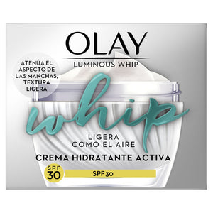 Olay Luminous Whip Cream Spf30 50ml