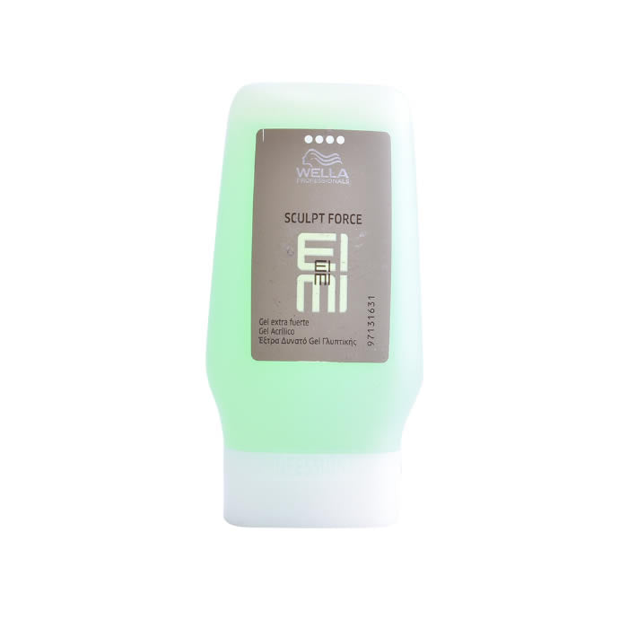 Wella Eimi Sculpt Force Extra Strong Flubber Gel Level 4 125ml